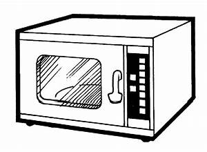 Microwave oven clipart - Clipground