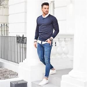 Tenue Blanche Homme : pingl par eric sur mode homme mode homme jeans mode homme et habillement homme ~ Melissatoandfro.com Idées de Décoration
