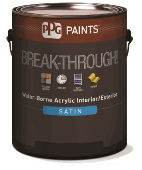 ppg interior paint ppg paints new through painting pro times