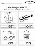 Color The Pictures Beginning Letter Sounds Letter Puzzle Letter V Guide Color Preview 1 Words That Start With Letter M Forex Trading Indonesia Words To Colour Colouring Pages Page 3