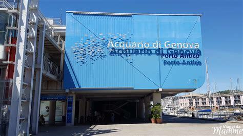 Ingresso Acquario Di Genova by Visitare L Acquario Di Genova Con I Bambini Viaggi Da Mamme
