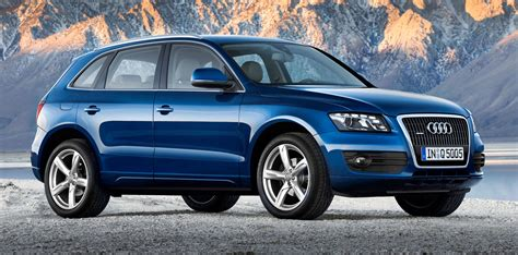 Audi Suv by 2009 Audi Q5 Suv Unveiled