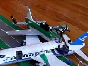 Vidéos De Lego : lego choque de aviones arf youtube ~ Medecine-chirurgie-esthetiques.com Avis de Voitures