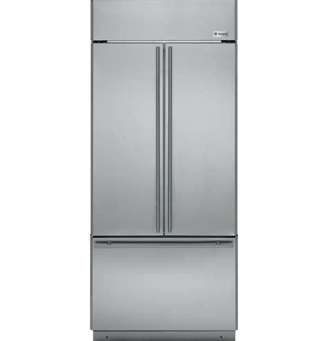 zipsnhss  built  french door refrigerator  march   ge monogram