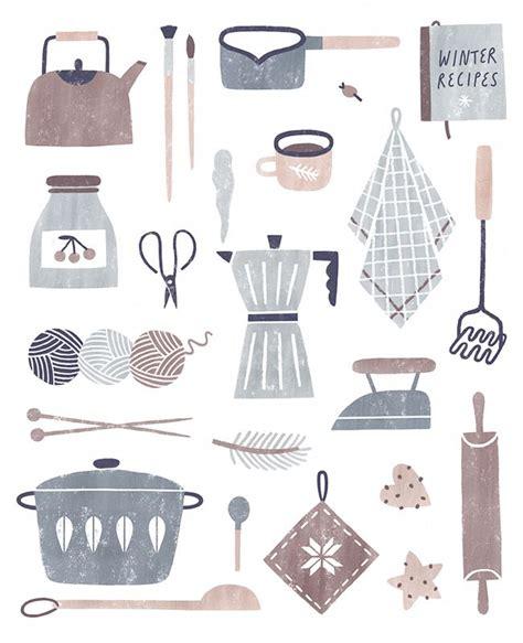 cuisine pays bas n a s t i a s l e p t s o v a illustrations cuisine