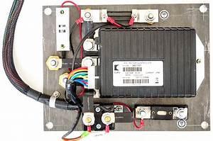Curtis Sepex Motor Controller Unit 1266a  275a
