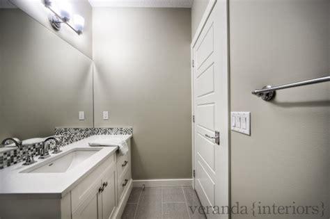 contemporary gray bathroom contemporary bathroom