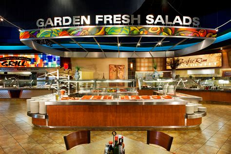 buffet bar cuisine buffet 66 casino restaurant design implementation by i