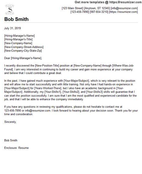 resume format resume cover letter generator