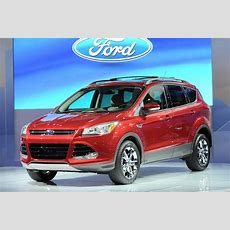 New Ford Escape  Kuga Suv On Film  New Cars