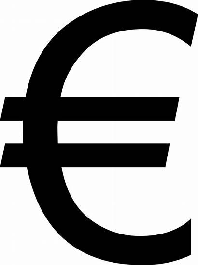 Euro Sign Svg Symbol Money Currency Commons