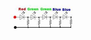 Battery Full Charge Indicator Circuit Diagram