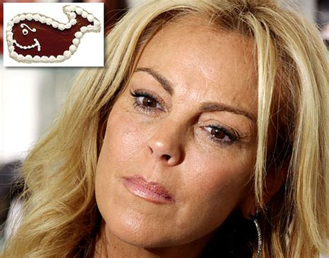lohan dina lindsay mother carvel police ice cream mediate privileges abusing accused starlet refused employee troubled called wednesday said