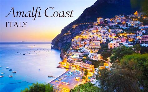 The Amalfi Coast Capri Italy Travel Guide Just