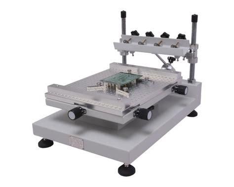 High Precision 3040 Stencil Printer + Chmt48vb With
