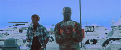 Lil Yachty On A Boat by Rich The Kid And Lil Yachty Drop Quot Fresh The