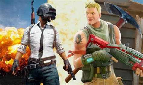 fortnite  pubg  game