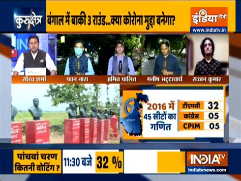 Read on to know everything about it. Kurukshetra: Watch Ground Report on West Bengal Election Phase 5 polling Amid Covid Surge