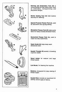 Singer 9113 User Manual