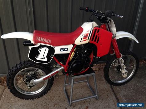 Yamaha Yz80l For Sale In Australia