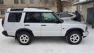 Land Rover Discovery Ii  2 5 Td5  2003