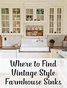 where to find a vintage style farmhouse sink hello farmhouse With best place to buy farmhouse sink