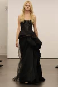 black wedding dresses vera wang black wedding dresscherry cherry