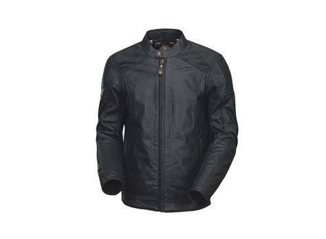 Motorcycle Jackets : The Rsd Carson Motorcycle Jacket