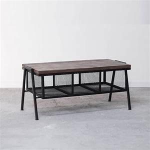 Meuble Entree Industriel : vente meuble industriel pas cher mobilier int rieur cr atif ~ Teatrodelosmanantiales.com Idées de Décoration