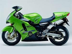 Kawasaki Zx12r 2000 Aftermarket Road Fairing Kit