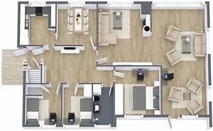 Wohnung Planen App : grundrisse roomsketcher ~ Lizthompson.info Haus und Dekorationen