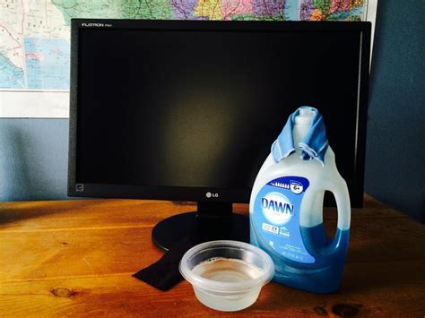 how to clean tv screen clean your monitor or tv screen cnet