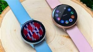Samsung Galaxy Watch Active 2 Hands