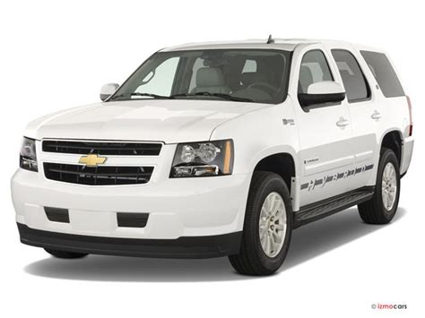 2012 Chevrolet Tahoe Hybrid Prices, Reviews And Pictures