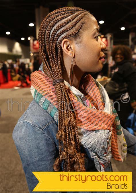 braided hairstyles black hair