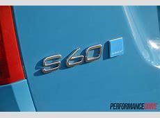 2013 Volvo S60 Polestar badge