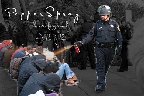 Pepper Spray Cop Meme - image 203564 casually pepper spray everything cop know your meme