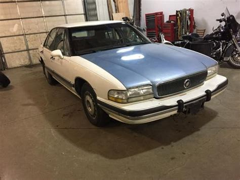 1992 Buick Lesabre For Sale by 1992 Buick Lesabre Coupe For Sale 13 Used Cars From 590