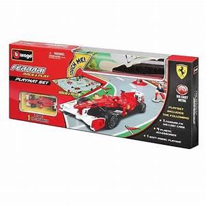 Jeu De Ferrari : tapis de jeu circuit de voitures 100 x 70 cm ferrari formule 1 jeux et jouets bburago ~ Maxctalentgroup.com Avis de Voitures