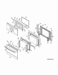 Kenmore Elite 79049113410 Wall Oven  Microwave Combo Parts