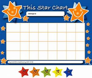 lessons i learnt from my kids 11 motivated by rewards With star chart for kids template