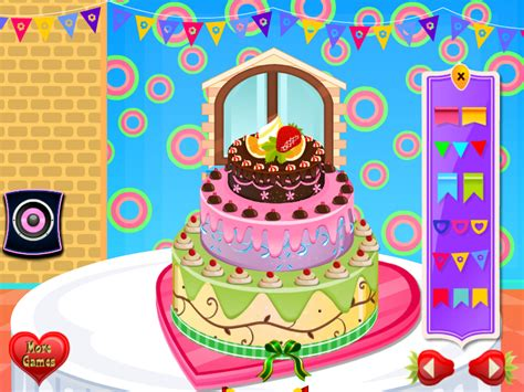 cakes games  kids  games resource