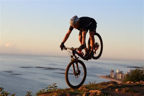 Extreme Sport Mountain Bike
