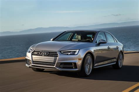 2017 Audi A4 Reviews And Rating