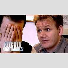Chef Ramsay's Brutal Job Interview  Kitchen Nightmares