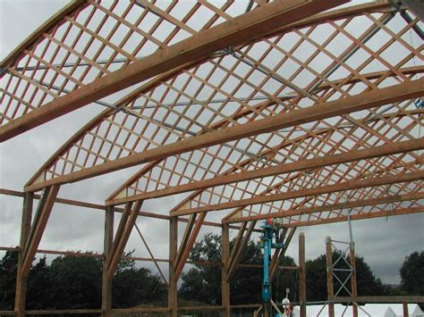lattice truss architecture in 2019 steel structure buildings architecture timber