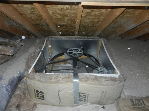 how to install an attic fan kansas city attic fans whole house attic fan installation