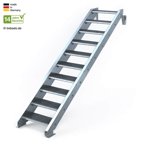 außentreppe podest bausatz au 223 entreppe podest bausatz au entreppe stahl mit podest bausatz 7 stufen gh 140 cm au entreppe