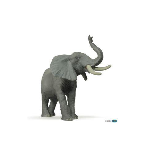 trumpeting elephant papo