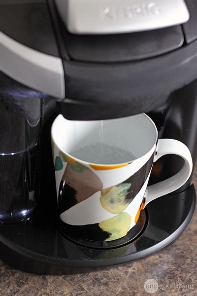 Smart Tips For Using Your Keurig · One Good Thing By Jillee